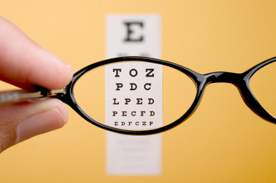 Six Steps to Healthier Eyes
