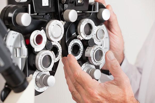 optometrist - eye exam - eye care - wilmington nc